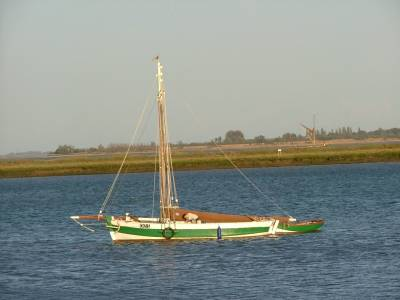 at anchor heybridge